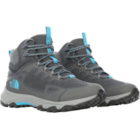 The North Face Ultra Fastpack 4 Mid Futurelight Shoes Women zinc grey/caribbean sea